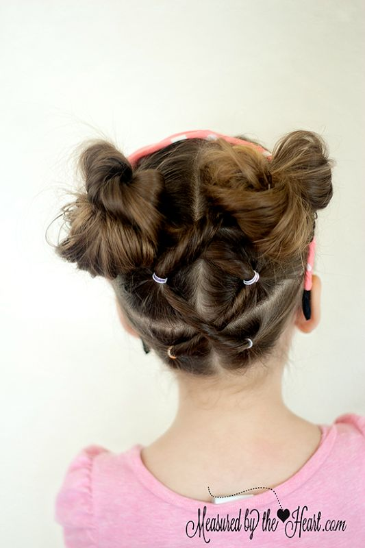 25 Creative Hairstyle Ideas for Little Girls (11)