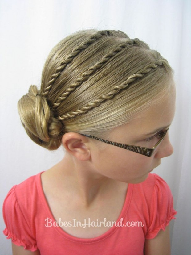 Hair Style Ideas : 25 Creative Hairstyle Ideas for Little Girls - Style Motivation