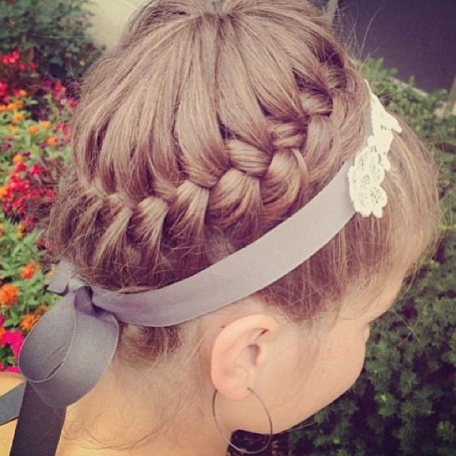 Ideas And Designs For Girls: 25 Creative Hairstyle Ideas For Little Girls