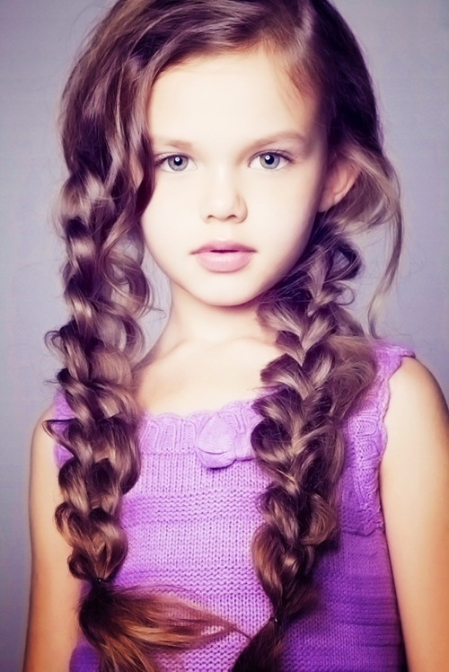 25 Creative Hairstyle Ideas for Little Girls (17)
