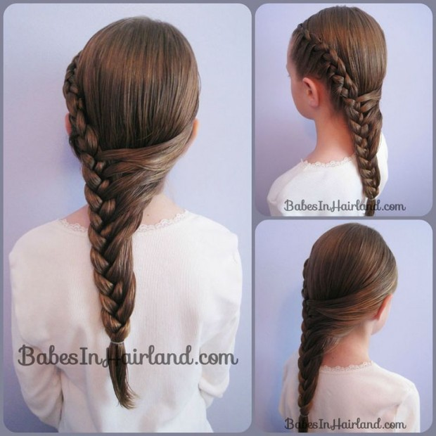 25 Creative Hairstyle Ideas for Little Girls (19)