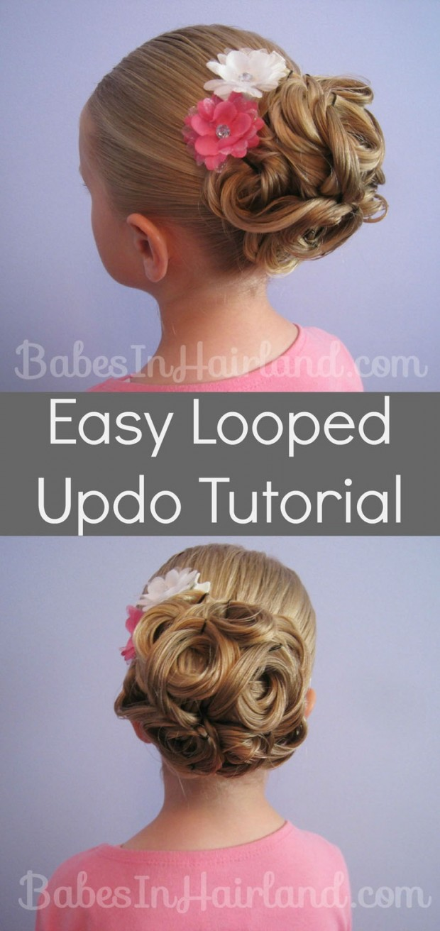 25 Creative Hairstyle Ideas for Little Girls (22)