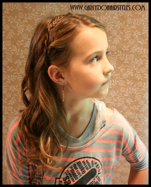 25 Creative Hairstyle Ideas for Little Girls (23)