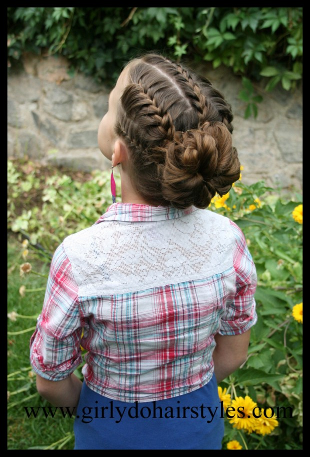 25 Creative Hairstyle Ideas for Little Girls