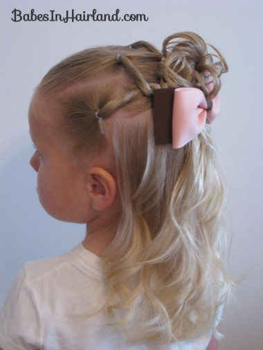 25 Creative Hairstyle Ideas for Little Girls (2)