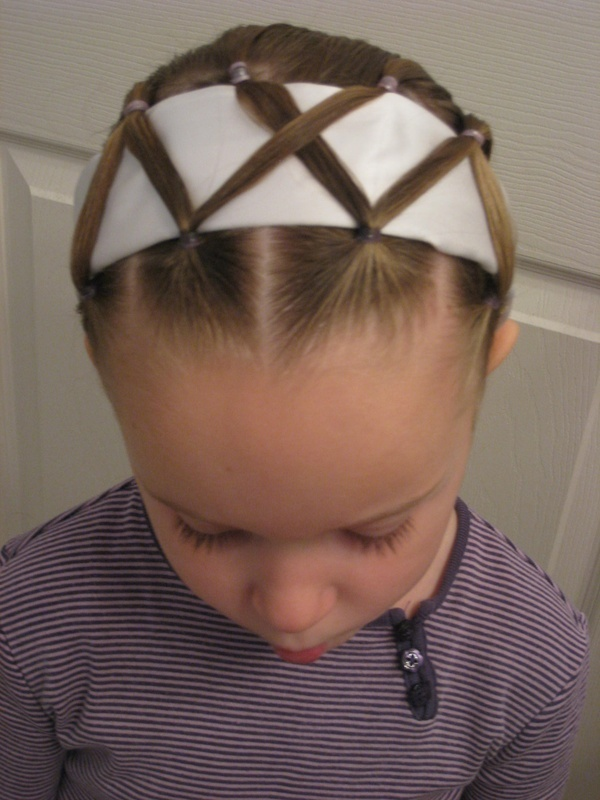 25 Creative Hairstyle Ideas for Little Girls - Style