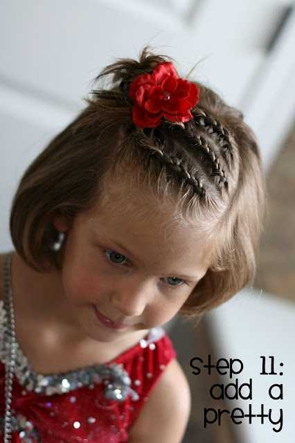 25 Creative Hairstyle Ideas for Little Girls (4)