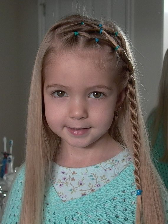 Admirable 25 Creative Hairstyle Ideas For Little Girls Style Motivation Hairstyles For Women Draintrainus