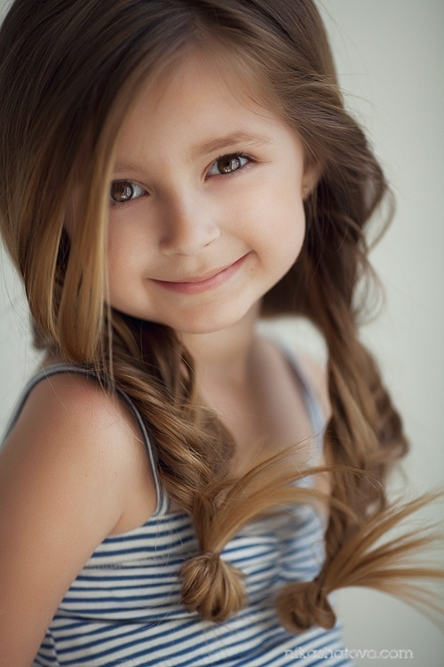 Pleasing 25 Creative Hairstyle Ideas For Little Girls Style Motivation Hairstyles For Women Draintrainus