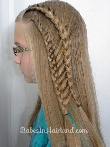 25 Creative Hairstyle Ideas for Little Girls (8)