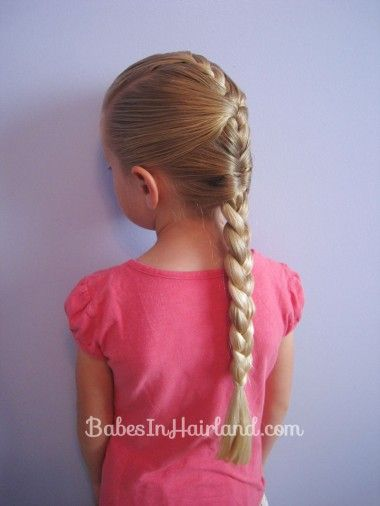 25 Creative Hairstyle Ideas for Little Girls (9)