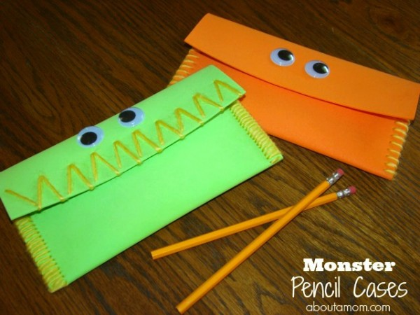 25 Cute and Creative DIY Back To School Crafts (1)