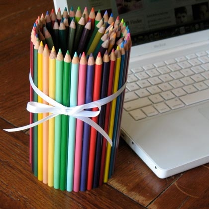 24 Cute and Creative DIY Back To School Crafts