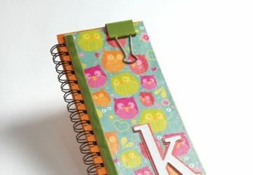 24 Cute and Creative DIY Back To School Crafts - crafts, Back to school