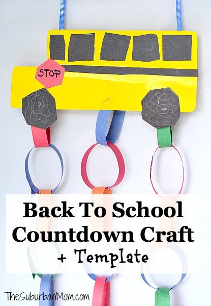 25 Cute and Creative DIY Back To School Crafts (9)