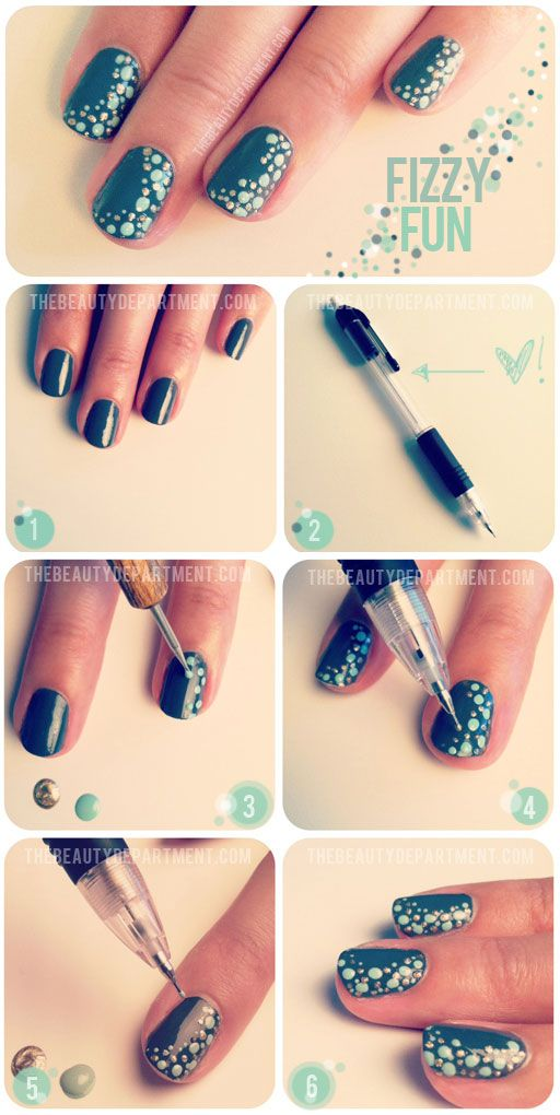 25 Fun and Easy Nail Art Tutorials