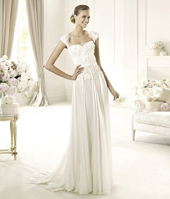 25 Gorgeous Wedding Dresses