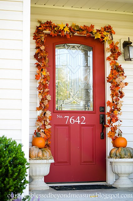 25 Great Fall Porch Decoration Ideas Style Motivation