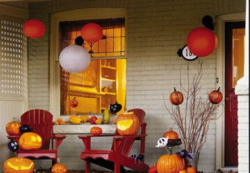 25 Great Fall Porch Decoration Ideas - Porch, ideas, falls, decoration