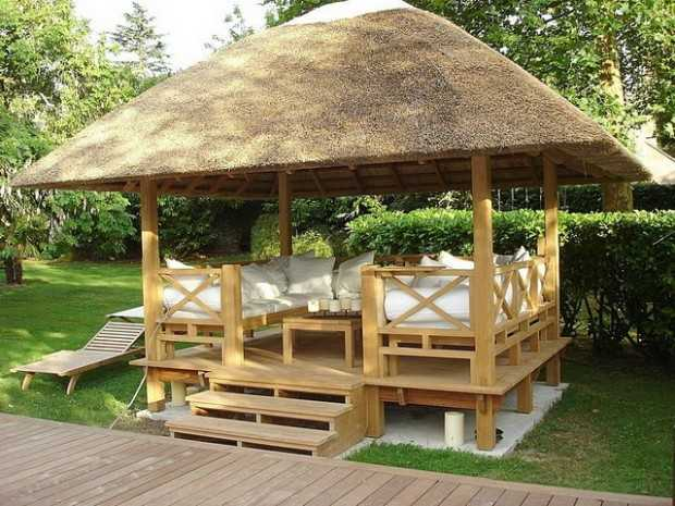 Garden Design Ideas With Gazebo : Interesting gazebo ideas for your garden style motivation