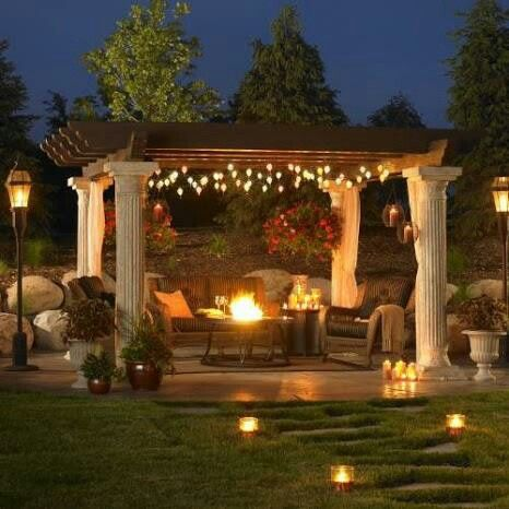 23 interesting gazebo ideas for your garden style motivation for Interesting garden designs