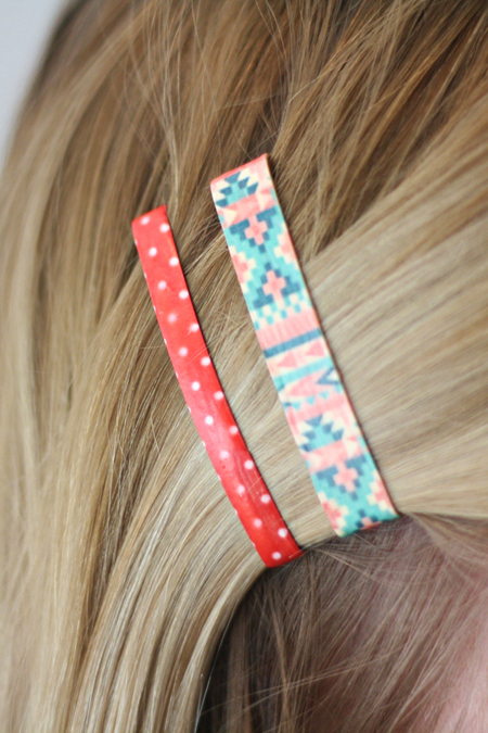 25 Stylish DIY Hair Accessories (11)