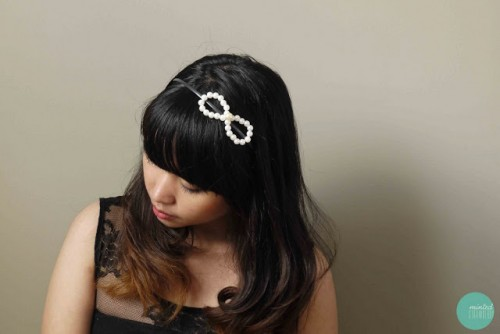 25 Stylish DIY Hair Accessories (13)