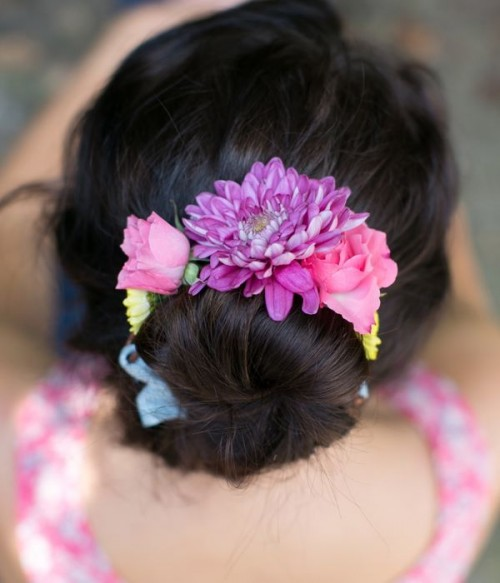 25 Stylish DIY Hair Accessories (16)