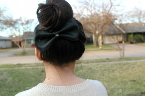 25 Stylish DIY Hair Accessories (2)