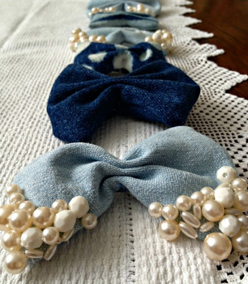 25 Stylish DIY Hair Accessories (22)