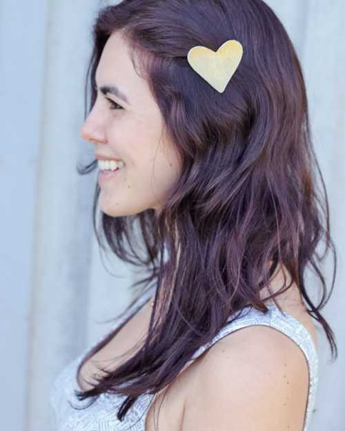 25 Stylish DIY Hair Accessories (23)