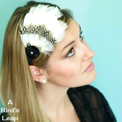 25 Stylish DIY Hair Accessories (3)