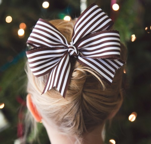25 Stylish DIY Hair Accessories (4)