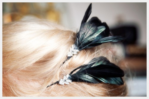 25 Stylish DIY Hair Accessories (5)