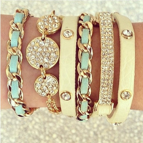 26 Cute and Trendy Bracelets and Rings (12)
