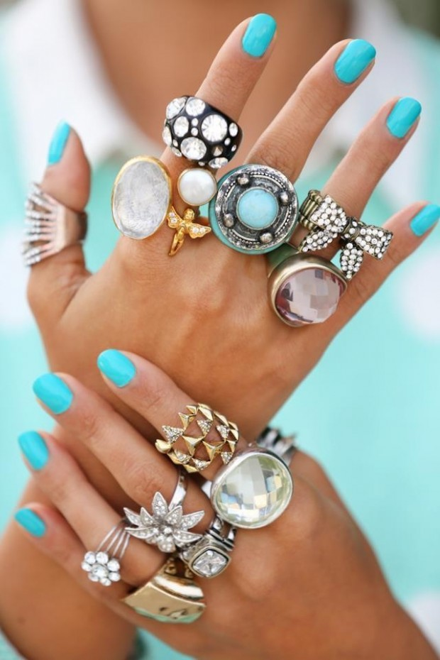 26 Cute and Trendy Bracelets and Rings (14)