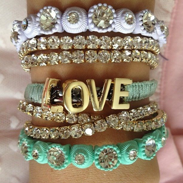 26 Cute and Trendy Bracelets and Rings (26)