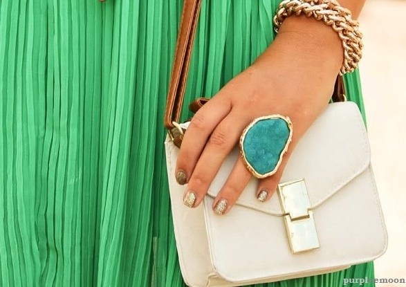 26 Cute and Trendy Bracelets and Rings (5)