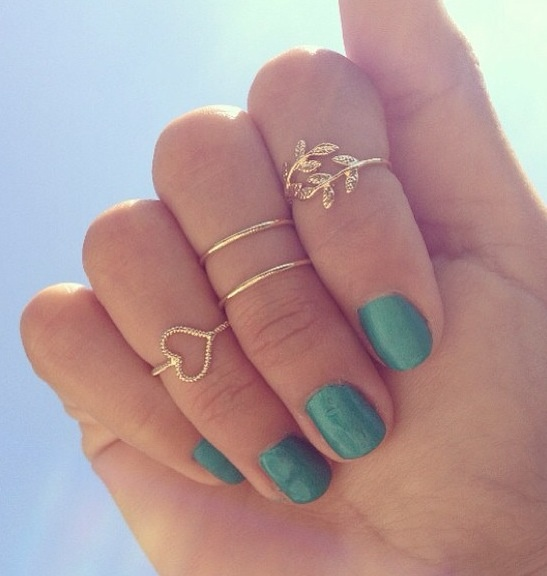 26 Cute and Trendy Bracelets and Rings
