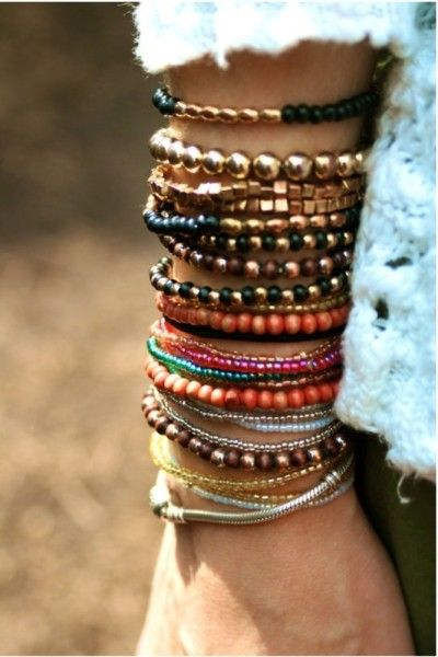 26 Cute And Trendy Bracelets And Rings Style Motivation