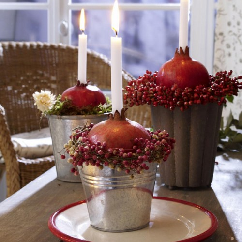 26 Great Fall Table Decorating Ideas (14)