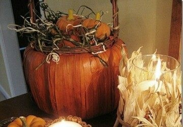 26 Great Fall Table Decorating Ideas - table, Fall, decorating ideas