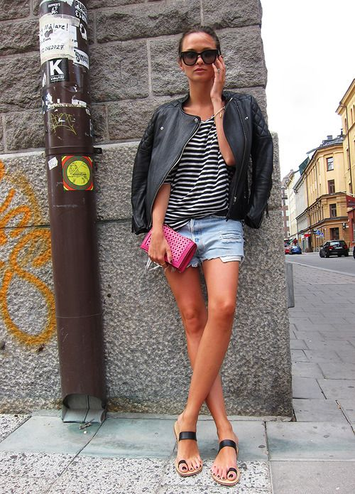 25 Amazing Street Style Outfit Ideas