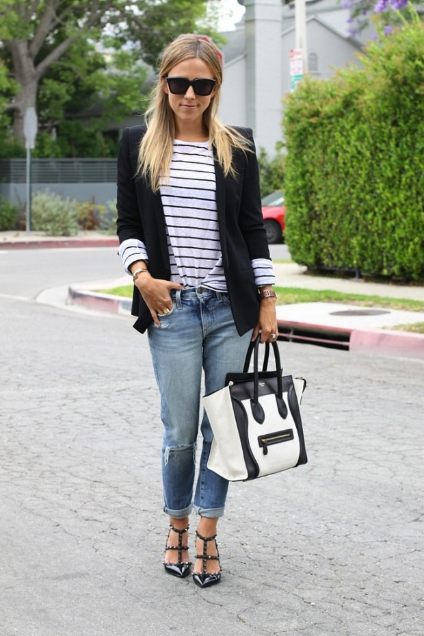 25 Amazing Street Style Outfit Ideas - Style Motivation