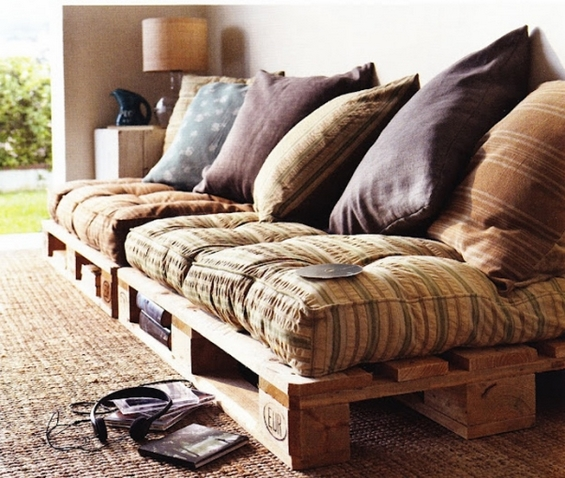 29 Amazing Stuff You Can Make from Old Pallets