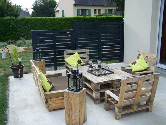 29 Amazing Stuff You Can Make from Old Pallets (2)