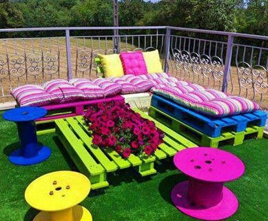 29 Amazing Stuff You Can Make from Old Pallets (21)