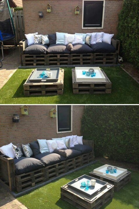 29 Amazing Stuff You Can Make from Old Pallets (22)
