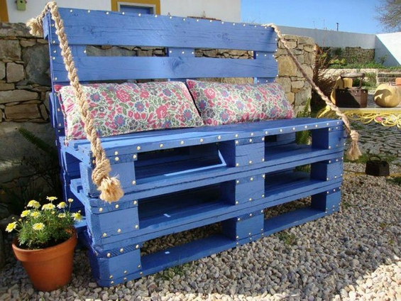 29 Amazing Stuff You Can Make from Old Pallets (4)