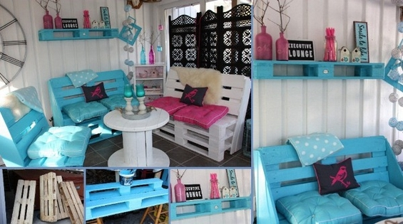 29 Amazing Stuff You Can Make from Old Pallets (6)